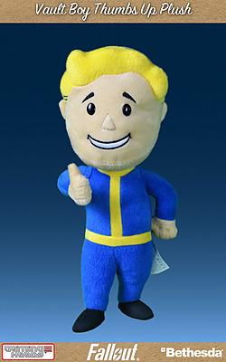 Einfach und sicher online bestellen: Fallout 4 Plüschfigur Vault Boy 111 Thumbs Up in Österreich kaufen.