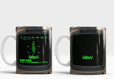 Einfach und sicher online bestellen: Fallout 4 Tasse Heat Reactive in Österreich kaufen.
