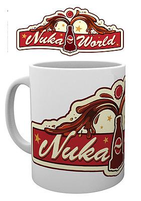 Einfach und sicher online bestellen: Fallout 4 Tasse Nuka World in Österreich kaufen.