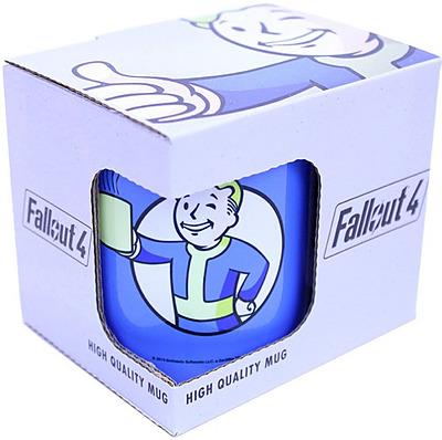 Einfach und sicher online bestellen: Fallout 4 Tasse Vault Boy in Österreich kaufen.