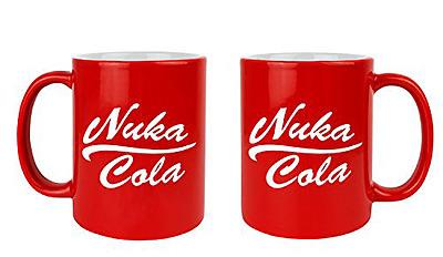 Einfach und sicher online bestellen: Fallout Metal Nuka Cola Red in Österreich kaufen.