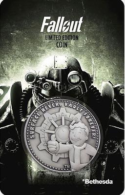 Einfach und sicher online bestellen: Fallout Sammelmünze Vault-Tec in Österreich kaufen.