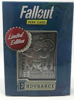 Einfach und sicher online bestellen: Fallout Replik Perk-Karte Ausdauer in Österreich kaufen.