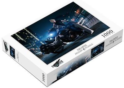 Einfach und sicher online bestellen: Final Fantasy VII Remake Puzzle 1000 Teile in Österreich kaufen.