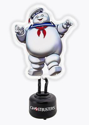 Einfach und sicher online bestellen: Ghostbusters Neon-Leuchte Marshmallow Man in Österreich kaufen.