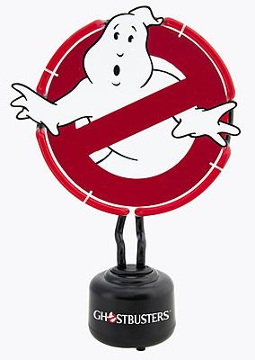 Einfach und sicher online bestellen: Ghostbusters Neon-Leuchte No Ghost in Österreich kaufen.