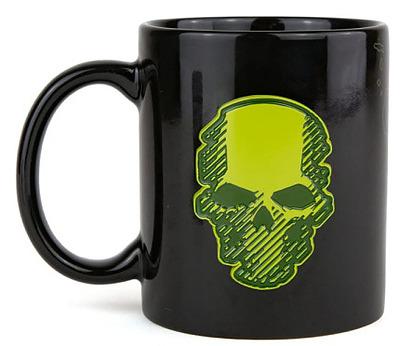 Einfach und sicher online bestellen: Ghost Recon Metal Badge Mug in Österreich kaufen.