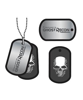 Einfach und sicher online bestellen: Ghost Recon Wildlands Erkennungsmarken mit Kette in Österreich kaufen.