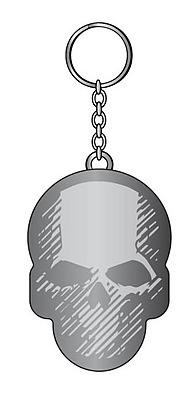Einfach und sicher online bestellen: Ghost Recon Wildlands Schlüsselanhänger Skull in Österreich kaufen.