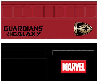 Einfach und sicher online bestellen: Guardians of the Galaxy Geldbeutel Logo in Österreich kaufen.