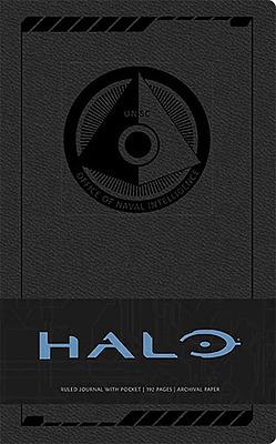 Einfach und sicher online bestellen: Halo Notizbuch Logo in Österreich kaufen.