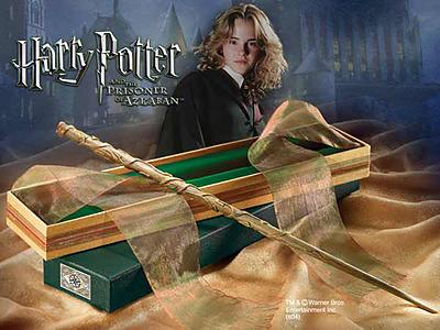 Einfach und sicher online bestellen: Harry Potter Zauberstab Hermine Granger 1/1 in Österreich kaufen.