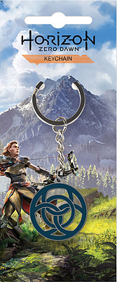 Einfach und sicher online bestellen: Horizon: Zero Dawn Schlüsselanhänger Clan in Österreich kaufen.