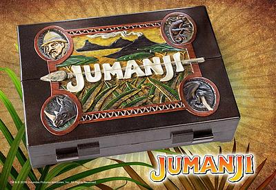 Einfach und sicher online bestellen: Jumanji 1/1 Replik Brettspiel in Österreich kaufen.