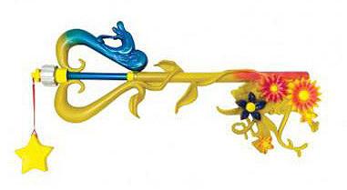 Einfach und sicher online bestellen: Kingdom Hearts Replik Kairi's Schlüsselschwert in Österreich kaufen.