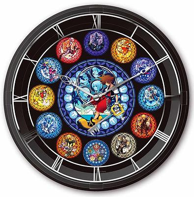 Einfach und sicher online bestellen: Kingdom Hearts Lightning Clock in Österreich kaufen.