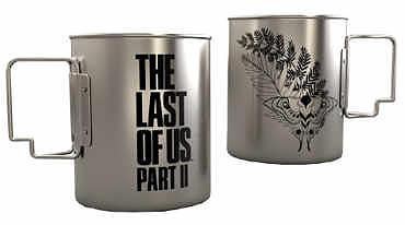 Einfach und sicher online bestellen: The Last of Us 2 Camping Steel Mug in Österreich kaufen.