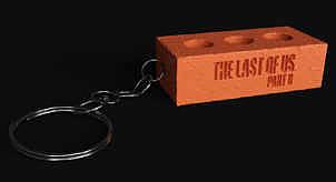 Einfach und sicher online bestellen: The Last of Us 2 Logo Brick 3D Keychain in Österreich kaufen.