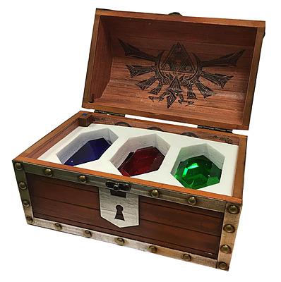 Einfach und sicher online bestellen: Legend of Zelda Briefbeschwerer 3er-Pack in Österreich kaufen.