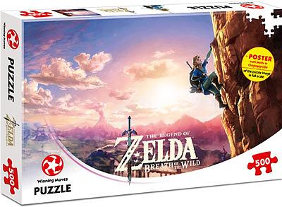 Einfach und sicher online bestellen: The Legend of Zelda: Breath of the Wild Puzzle in Österreich kaufen.