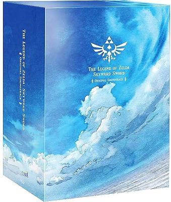 Einfach und sicher online bestellen: Legend of Zelda Skyward Sword Orginal Soundtrack in Österreich kaufen.