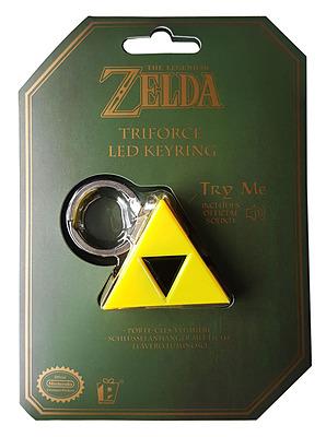 Einfach und sicher online bestellen: The Legend of Zelda Schlüsselanhäger Triforce in Österreich kaufen.