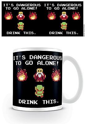 Einfach und sicher online bestellen: Legend of Zelda Tasse Drink This in Österreich kaufen.