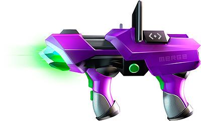 Einfach und sicher online bestellen: Merge 6DoF Blaster in Österreich kaufen.