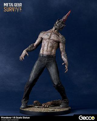 Einfach und sicher online bestellen: Metal Gear Survive Statue 1/6 Wanderer in Österreich kaufen.