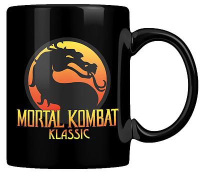 Einfach und sicher online bestellen: Mortal Kombat Heat Mug in Österreich kaufen.