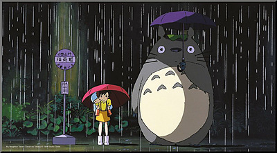 Einfach und sicher online bestellen: Mein Nachbar Totoro Holzdruck Bus Stop in Österreich kaufen.