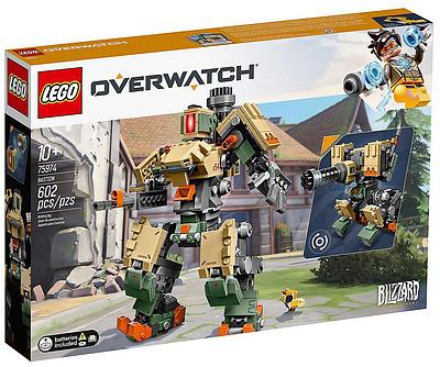 Einfach und sicher online bestellen: Overwatch LEGO Bastion in Österreich kaufen.