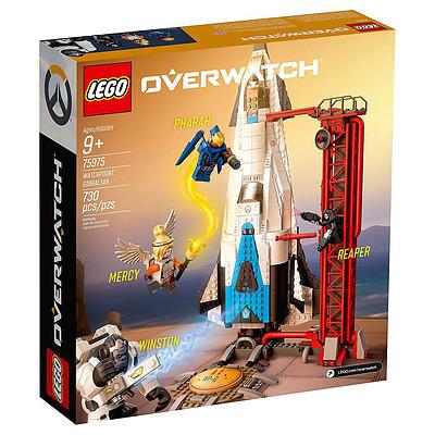 Einfach und sicher online bestellen: Overwatch LEGO Watchpoint: Gibraltar in Österreich kaufen.