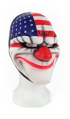 Einfach und sicher online bestellen: Payday 2 Vinyl Maske Dallas in Österreich kaufen.