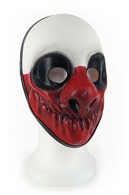 Einfach und sicher online bestellen: Payday 2 Vinyl Maske Wolf in Österreich kaufen.