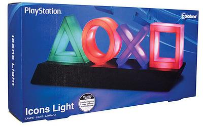 Einfach und sicher online bestellen: PlayStation Leuchte Icons in Österreich kaufen.