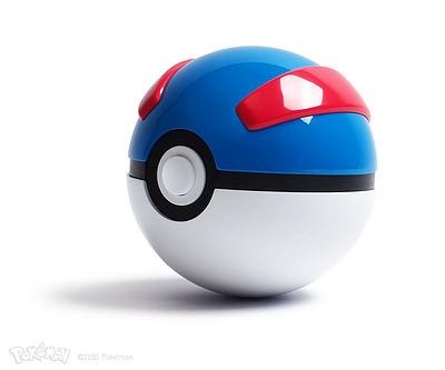 Einfach und sicher online bestellen: Pokemon Diecast Replik Superball in Österreich kaufen.