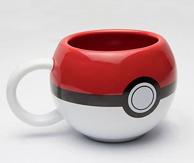 Einfach und sicher online bestellen: Pokemon 3D Tasse Pokeball in Österreich kaufen.