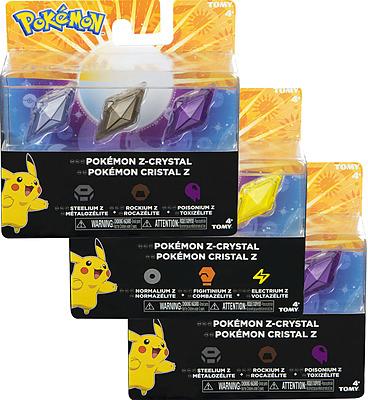 Einfach und sicher online bestellen: Pokemon Z-Kristall Sortiment in Österreich kaufen.