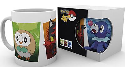 Einfach und sicher online bestellen: Pokemon Sonne und Mond Tasse Alola Partners in Österreich kaufen.