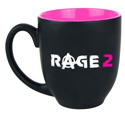 Einfach und sicher online bestellen: Rage 2 Tasse Logo Two Color in Österreich kaufen.