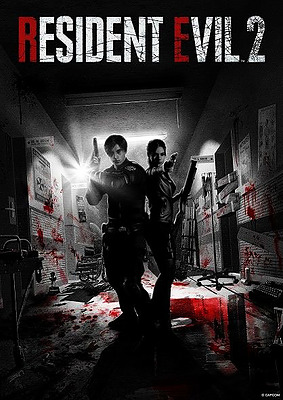 Einfach und sicher online bestellen: Resident Evil 2 Kunstdruck Limited Edition in Österreich kaufen.