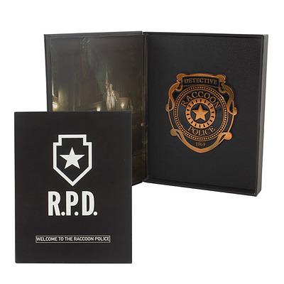 Einfach und sicher online bestellen: Resident Evil 2 RPD Pin Badge in Österreich kaufen.