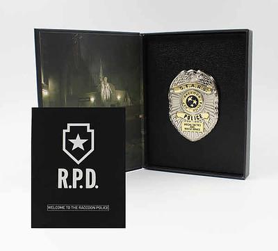 Einfach und sicher online bestellen: Resident Evil 3 S.T.A.R.S. Pin Badge in Österreich kaufen.
