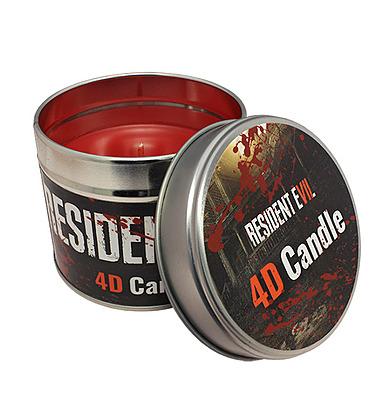 Einfach und sicher online bestellen: Resident Evil 7 4D Kerze in Österreich kaufen.