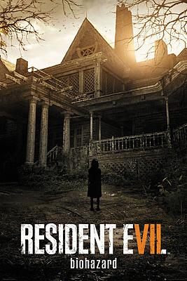 Einfach und sicher online bestellen: Resident Evil 7 Poster Key Art in Österreich kaufen.