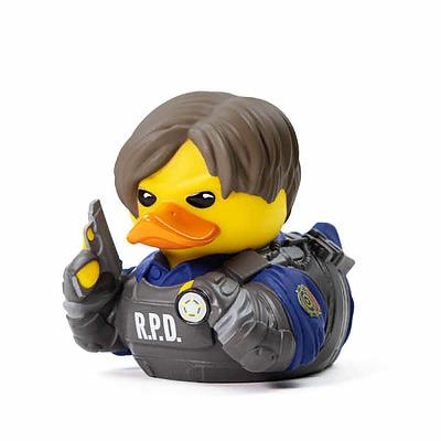 Einfach und sicher online bestellen: Resident Evil Badeente Leon S Kennedy in Österreich kaufen.