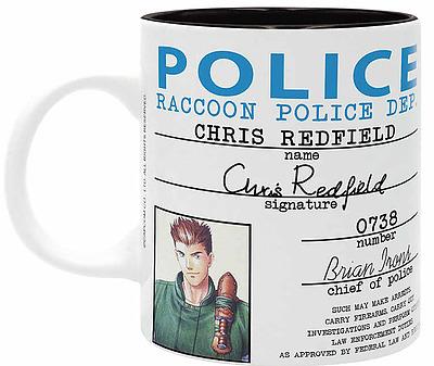Einfach und sicher online bestellen: Resident Evil Mug Chris Redfield in Österreich kaufen.