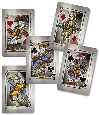 Einfach und sicher online bestellen: Sea of Thieves Spielkarten in Österreich kaufen.