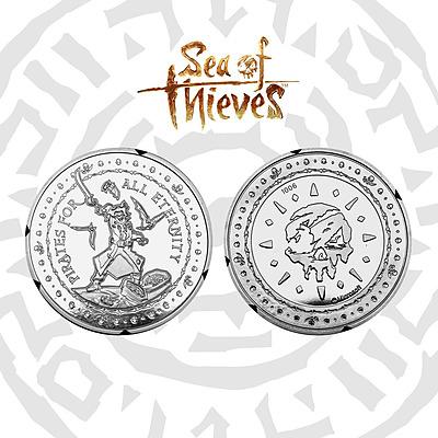Einfach und sicher online bestellen: Sea of Thieves Sammelmünze Pirates for All in Österreich kaufen.